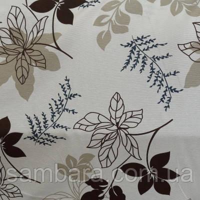 Мебельная скатерная портьерная ткань с тефлоновым покрытием DUCK  3114 V1