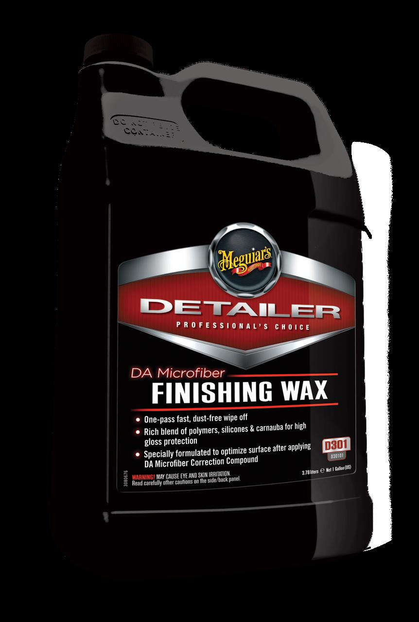 Финишный воск - Meguiar's Detailer DA Microfiber Finishing Wax 3,79 л. (D30101)