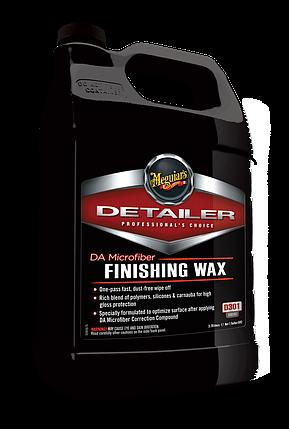 Финишный воск - Meguiar's Detailer DA Microfiber Finishing Wax 3,79 л. (D30101), фото 2