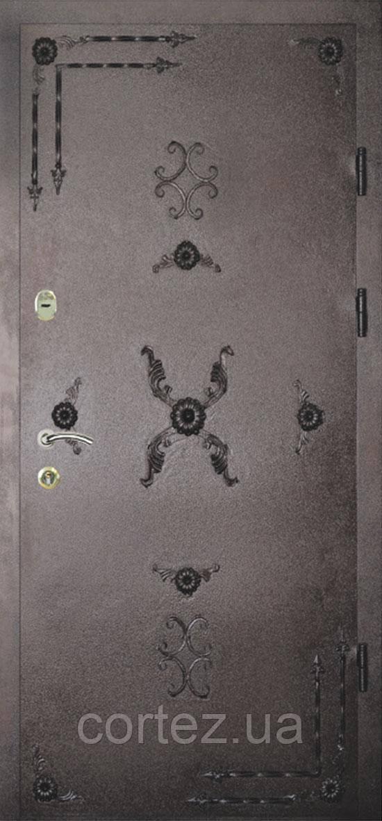 Двери входные металлические М2