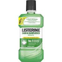 Listerine Mundspülung Zahn- & Zahnfleischschutz - Ополаскиватель для полости рта Защита десен, 500 мл