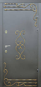 Двери входные металлические М3