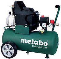 Компрессор Metabo Basic 250-24 W OF, фото 1