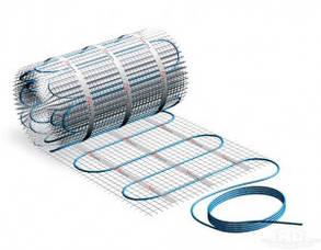 Тонкий нагревательный мат с кабелем NEXANS MILLIMAT/150 375ВТ, фото 2