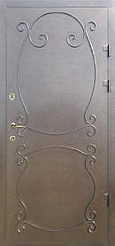 Двери входные металлические М4