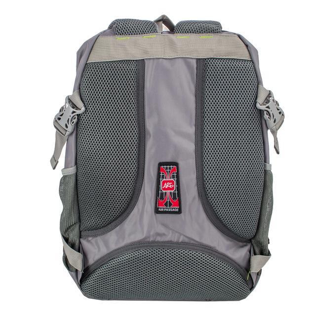 Синий спортивный школьный рюкзак ортопедический titanum ARE