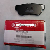 583022EA00 Колодки тормозные дисковые  HYUNDAI\ KIA