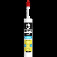 Экстрапрочный прозрачный клей жидкие гвозди Grover GA100 300мл