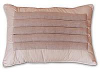 Ортопедическая подушка (лен) 50х70 см, ТМ TAG, Украина