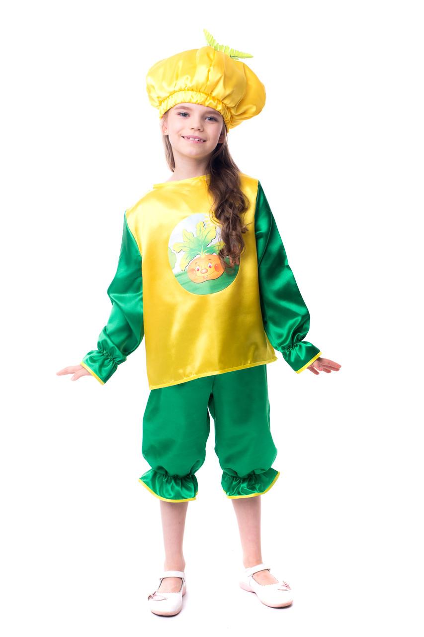 """Детский карнавальный костюм """" Репка """""""