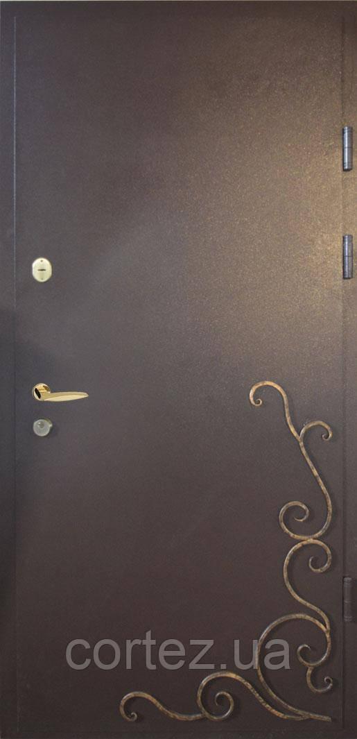 Двери входные металлические М5