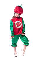 """Детский карнавальный костюм """" Помидор """", фото 1"""