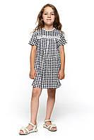 Платье для девочки а-силуэта 051