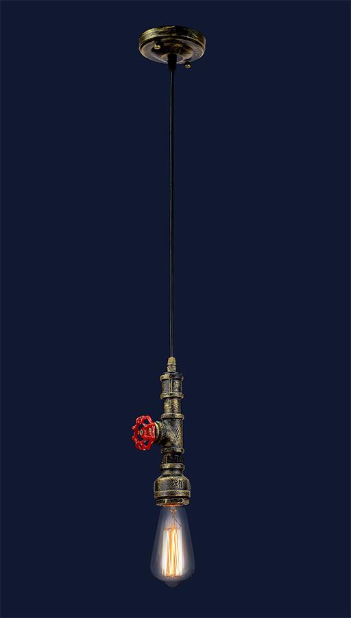 Светильник подвесной LOFT L58D7374-1