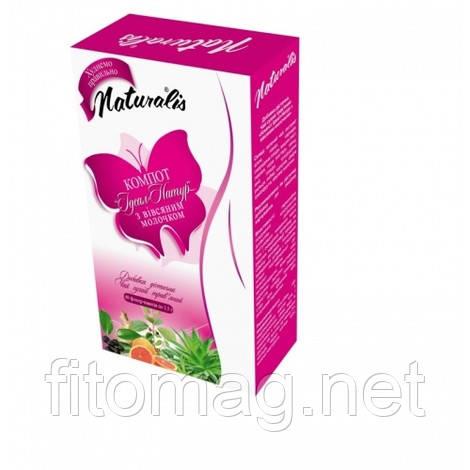 Идеал-Натур Компот с овсяным молочком 40 ф/п