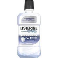 Listerine Mundspülung Advanced White - Ополаскиватель для полости рта Экспертное отбеливание, 500 мл