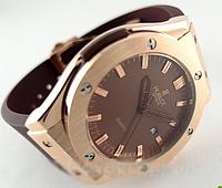 Часы Hublot кварцевые 55  (копия)