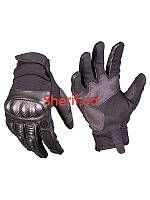 Тактические перчатки полнопалые MIL-TEC Gen.II Black 12504402