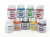 Белая Пудра для окрашивания шоколада Magic Colours