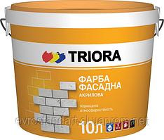 "Краска фасадная ""Триора"" 3 л"