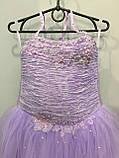 Красивое детское платье 7/8 л, фото 2