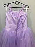 Красивое детское платье 7/8 л, фото 3
