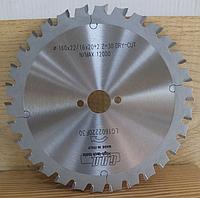 Пильный диск по стали GDA LG1602220F30 (160x20x30Z)