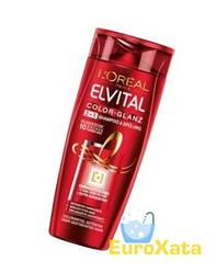 Шампунь L'Oreal Paris Elvital Color-Glanz 2in1 Shampoo & Spülung (250 ml)