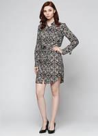 66271 Платье-туника черное: imprezz.com.ua