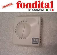 Электромеханический комнатный термостат Fondital, фото 1