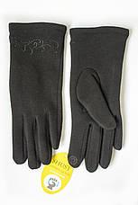Женские стрейчевые перчатки  -, фото 3