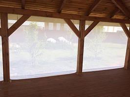 Сетка для защиты от мух и комаров для террас, беседок, пристроек, веранд, балконов и лоджий, крытых барбекю.