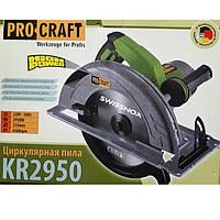Дисковая пила Procraft KR 2950