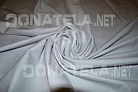 Ткань костюмная белая
