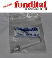 Электрод розжига и ионизации. Fondital/Nova Florida, фото 1