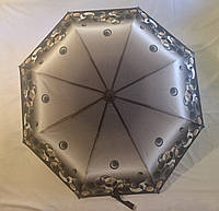Зонт Feeling rain , полуавтомат в 3 сложения, эпонж