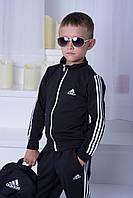 """Костюм двойка """"Adidas"""" двухнить трикотаж, мальчик/девочка."""