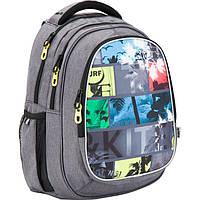 Рюкзак школьный подростковый ортопедический Kite Take'n'Go (K17-801L-3)