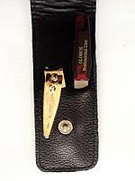 Маникюрный набор GLOBOS 120-8 в кожаном футляре