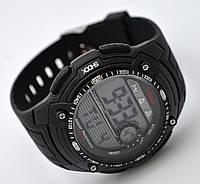 Часы спортивные Skmei ChronoAlarm - Black(5 bar), фото 1
