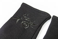 Женские стрейчевые перчатки  - СЕНСОРНЫЕ Большие, фото 2