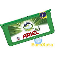 Капсулы для стирки Ariel 3in1 Pods Vollwaschmittel (30шт) универсальные (Германия)
