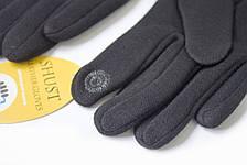 Женские стрейчевые перчатки  - СЕНСОРНЫЕ Большие, фото 3