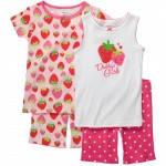 Детская пижама для девочки Carter's