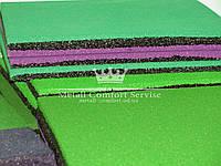 Резиновая плитка 500х500х20 мята