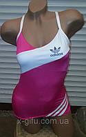 Молодёжная майка женская  Adidas