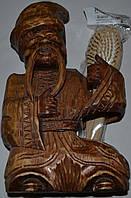 Козак дерев'яний різьблений .