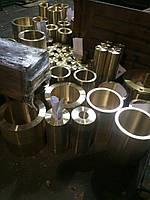 Втулка бронзовая 130х80 БрОЦС555