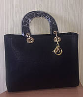 Черная сумка Dior