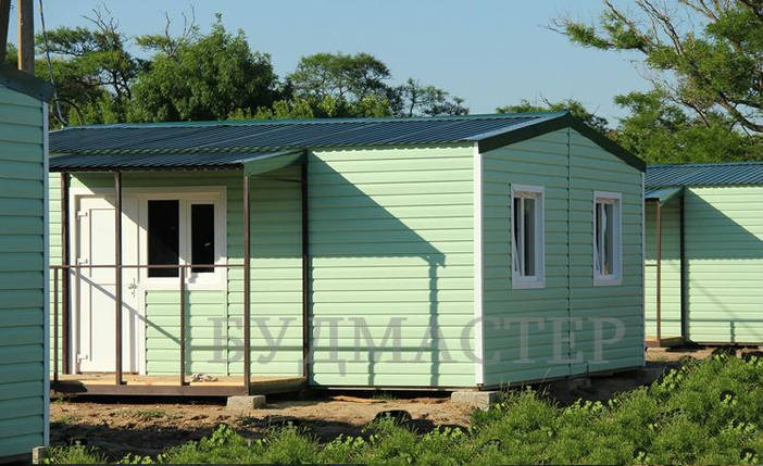 Домики для базы отдыха, фото 2
